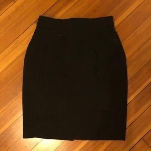 H&M Mini Pencil Skirt Dress